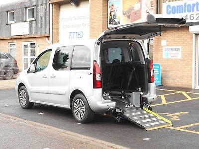 Peugeot Partner HORIZON S AC WHEELCHAIR ACCESSIBLE VEHICLE