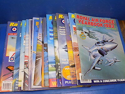 Royal Air Force Yearbook - Select From Back Issues