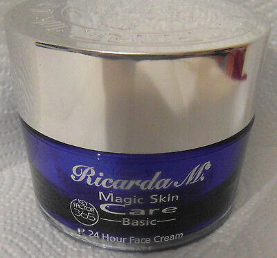 "(100ml/22,49€) RICARDA M. MSC 24 Stunden Creme ""KEY FAKTOR"",24 Hour Cream,120ml"