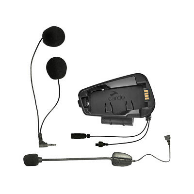 Cardo Audiokit Hybrid+Kabel für Freecom 1, 2 und 4 Bluetooth Headsets Sprechanl.