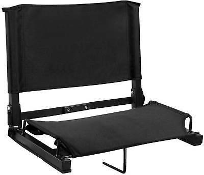 Sports Unlimited Wide Stadium Chair, New
