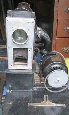 Antique Holmes Projector w Wagner Alternative Current Motor - needs repair