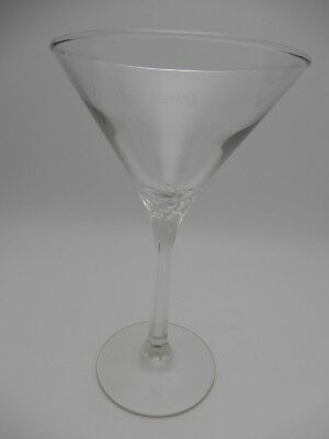 Beefeater Gin Elegant Collectible Martini Glass 6 Inch Tall
