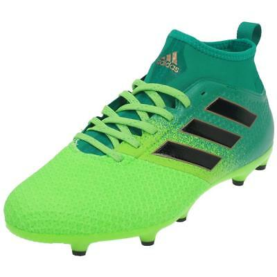 sports shoes e12c5 5c36a Chaussures football moulées Adidas Ace 17.3 sg h Vert 38827 - Neuf
