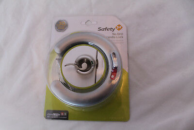 Safety 1st - No Drill Lever Handle Lock Child Proof