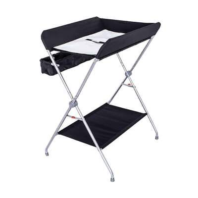 Love N Care Convenient Change Table Plus  -  Black