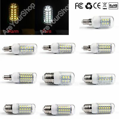 5W-10W LED E14/E27 5730 SMD Couverture Corn Projecteur Feux Bl BS7