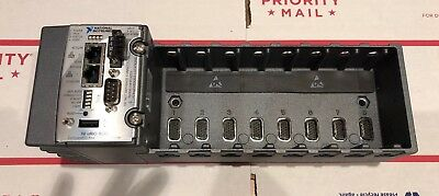National Instruments NI cRIO-9114 CompactRio 8-slot chassis with 9022 controller