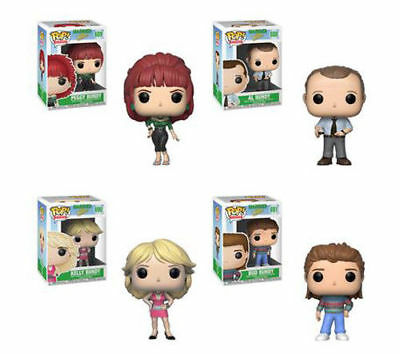 Funko Pop Television: Married with Children 32221.24.25.27 Set of 4 In stock