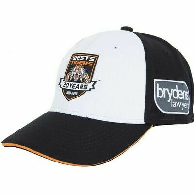 Wests Tigers NRL 2019 Players ISC Media Cap! In Stock!