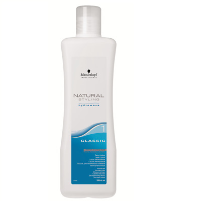 Schwarzkopf Natural Styling Hydrowave Classic 1 Lotion 1000ml