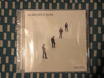 Mumford and sons delta cd Brand New Sealed