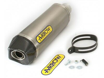 73504PK - SILENCER EXHAUST Arrow Race-Tech TITANIUM F. Car.  BMW C 600 Sport