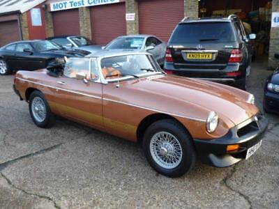 Mg Mgb Le Roadster