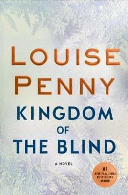 Kingdom of the Blind: A Novel by Louise Penny (EB00K, 2018)