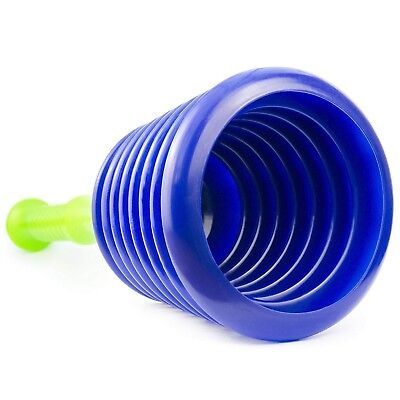 The Perfect Kitchen Plunger, Sink Plunger and Shower Plunger (Handy size) By ...