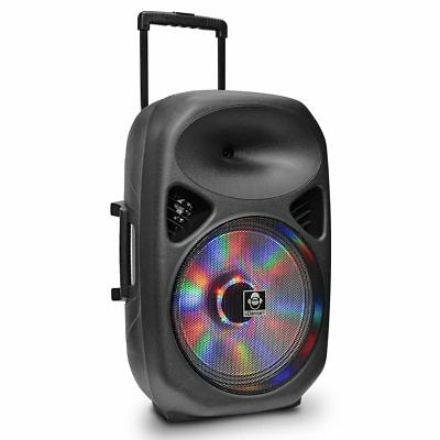 Lightweight Groove 540 1000w Idance Portable Bluetooth Speaker With Led Rgb
