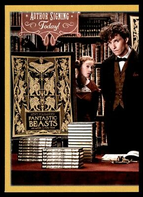 198 Panini Fantastic Beasts Harry Potter : The Crimes of Grindelwald No