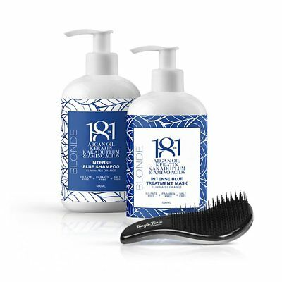 18 in 1 Intense Blue Gift Pack