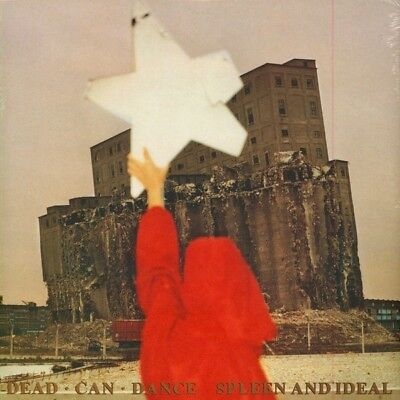 4AD LP CAD-3623: Dead Can Dance - Spleen and Ideal - 2016 UK / USA SEALED