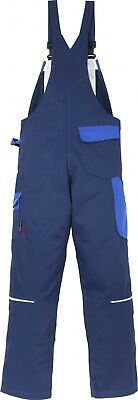 Workwear Bib and Brace trousers by Fristads  Free P+P