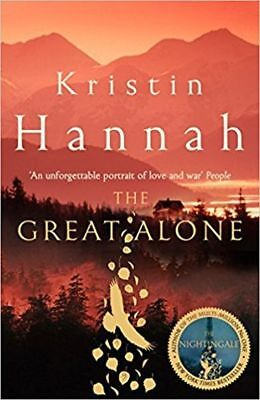 THE GREAT ALONE by KRISTIN HANNAH (ENGLISH) - BOOK