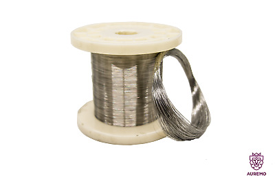 2.5-50 Meter Stainless Steel Wire 0.75-6mm Alsi 304 Binding 1.4301 Garden