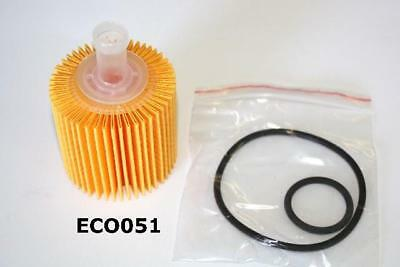 JAPANPARTS Genuine Replacement Oil Filter FO-ECO051