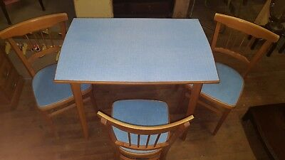 Retro Vintage Kitchen Tables & Chairs