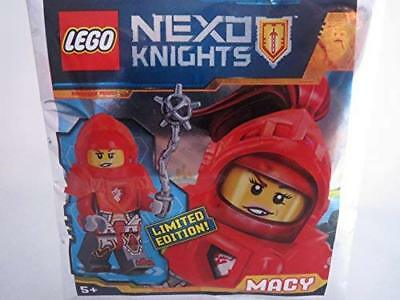 Blue Ocean LEGO Nexo Knights Figure Macy with Morning Star–Limited Edition...