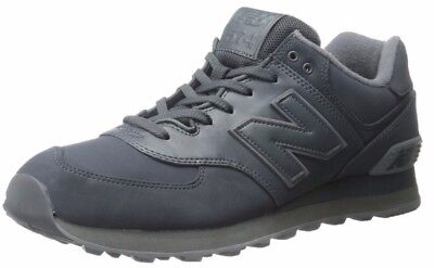 promo code ca686 79f02 New Balance Mens ML574 Dark Gray Classic Sneakers Size 9.5 ML574CHA