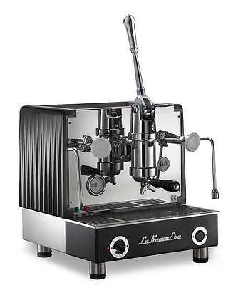 La Nuova Era 1 Group Lever Espresso Machine Retro - Made in Italy 110v / 220V
