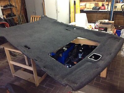 Range Rover P38 Recovered Roof Liner / Head Lining
