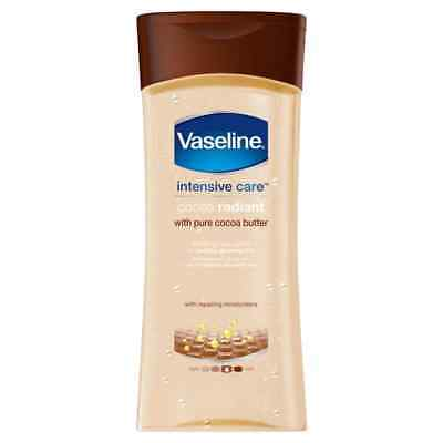 Vaseline Intensive Care Cocoa Body Gel Oil 200ml - Available in Packs 1 to 6