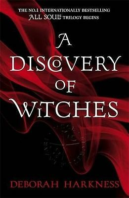 A Discovery of Witches (All Soul Trilogy Book 1) by Deborah E. Harkness