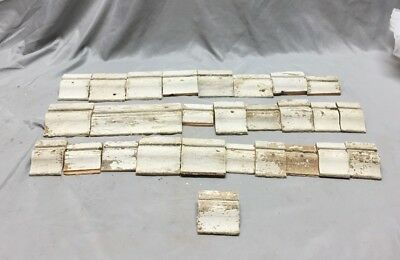 25 Piece Antique Mini Corbels Trim Shabby Vintage Crafts Chic 473-18C