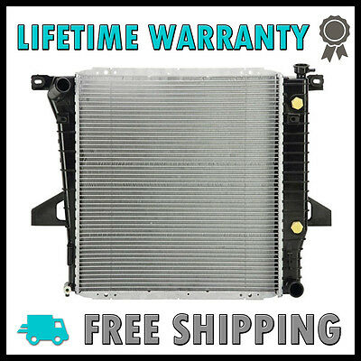 New Radiator For Ford Ranger 98-01 Mazda B2500 98-01 2.5 L4 Lifetime Warranty