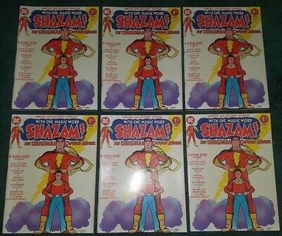 SHAZAM! #C-21 Limited Collectors' Edition 1973 Treasury comic book NEAR MINT DC