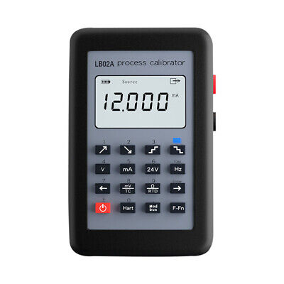 4-20mA 0-10V Signal Generator Process Calibrator Current Voltage Tester Output