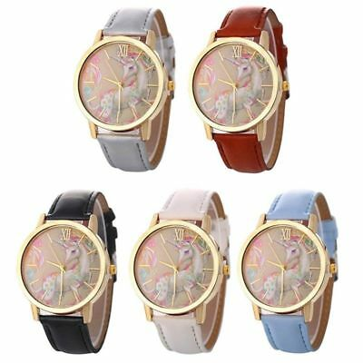 Unicorn Women Digital Watch New Year Gift Girlfriend High Quality  Vintage