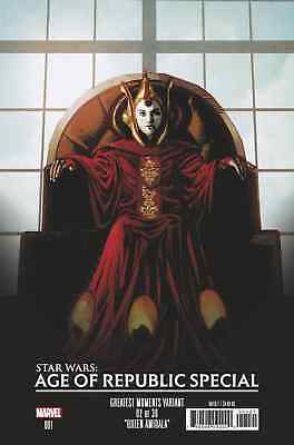 Star Wars Age Republic Special 1 Deodato Greatest Hits Variant Nm