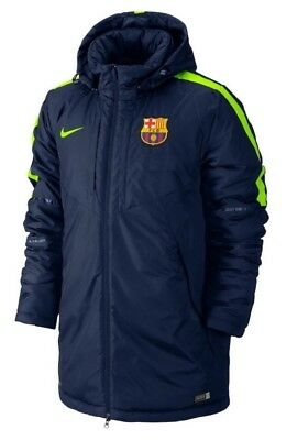 eb62cc3f3 NIKE FC BARCELONA Squad Medium Filled Jacket. -  230.00