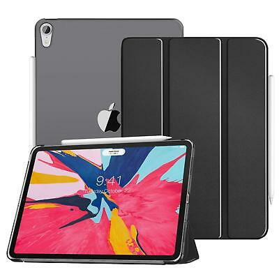 MoKo Smart Shell Trifold Stand Cover Case Pencil's Magnetic for iPad Pro 11 2018