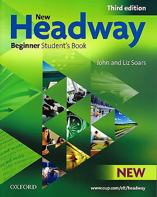 Oxford NEW HEADWAY Beginner THIRD EDITION Student's Book | John & Liz Soars @NEW