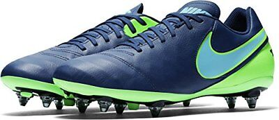 Nike Tiempo Genio Ii Leather Sg Scarpe Da Calcio Uomo Blu Coastal Polarized 0dab461cdc9