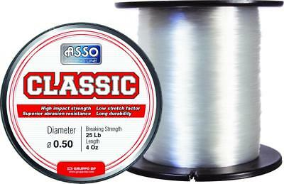Asso Classic Mono 4oz Line ALL SIZES