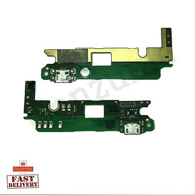 Vodafone Smart N8 Vfd 610 Charging Port Board PCB Flex w/ Mic Module + Vibrator