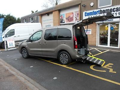 Peugeot Partner Tepee S AC WHEELCHAIR ACCESSIBLE VEHICLE