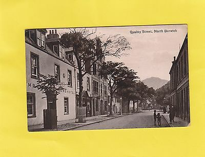 Quality  Street   ,  North  Berwick   ,    Scotland   ( S76  )