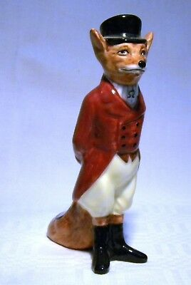 Royal Doulton Huntsman Hunting Fox D6448
